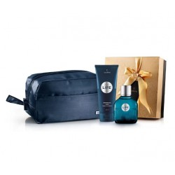 Kit Eudora For Life : Colônia + Shower Gel + Necessaire v.02/2023 Pronta Entrega